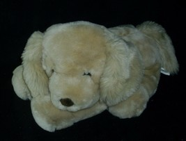 2002 COMMONWEALTH COCKER SPANIEL BROWN TAN PUPPY DOG STUFFED ANIMAL PLUS... - $23.38