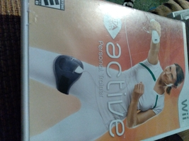 Nintendo Wii  EA Sports active Personal Trainer image 1