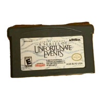 Lemony Snicket's A Series of Unfortunate Events (Nintendo Game Boy Advance,... - $5.70