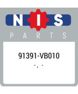 91391VB010 Nissan HOSEDRAIN, New Genuine OEM Part - $14.80