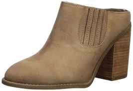 Madden Girl Women's MAGGIEE Fashion Boot tan Micro 8 M US, Tan Micro, Si... - $29.39