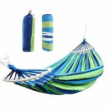 Addigital Cotton Double Hammock Swing - Indoor Outdoor 2 Person Hammock ... - $34.63