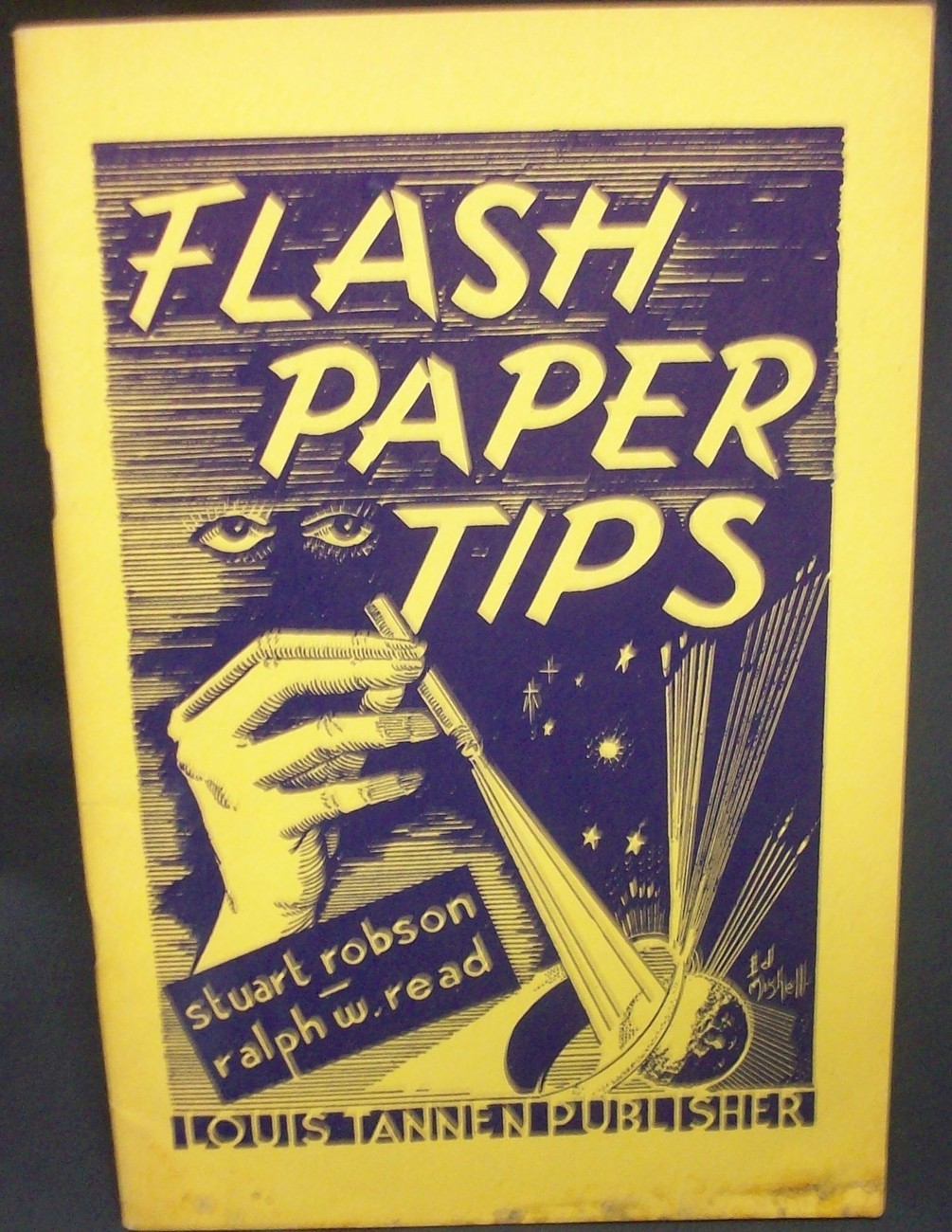 Primary image for Flash Paper Tips by Robson, Stuart and Read, Ralph