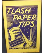 Flash Paper Tips by Robson, Stuart and Read, Ralph - $31.89