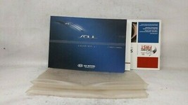 2011 Kia Soul Owners Manual 100628 - $45.51
