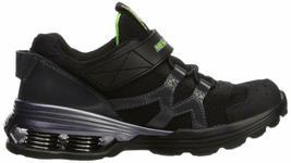 Skechers Kids Boys' MEGA-Volt Sneaker, Black/Purple, 12.5 Medium US Little Kid image 6
