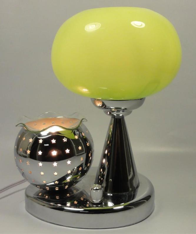 Primary image for Green  Electric Oil or Tart Warmer and Lamp