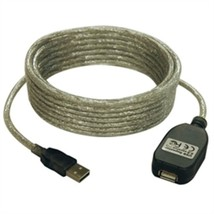 Tripp Lite Cable USB Certified 2.0 active Extension Cable 16FT - $32.29