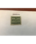Italy Segnatasse 0.25 mnh 1945    stamps - $2.95