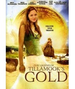 DVD The Legend of Tillamook's Gold: Suzanne Marie Doyon Brian McNamara/T... - $4.49