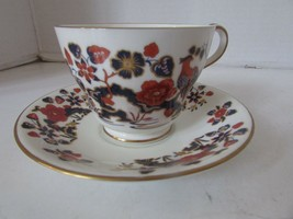 Aynsley Bone China Teacup And Saucer Bird Of Paradise Made In England - $7.87