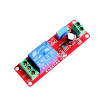 10PCS/LOT 12 V delay conduction delay switch relay module robot intellig... - $16.77