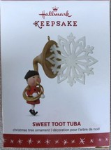 Hallmark 2016 Sweet Toot Tuba Band Christmas Ornament - $7.95