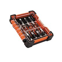 Tapping Drill Bit Set to Drill, Tap, Deburr, Works with Quick Connect Po... - $42.92
