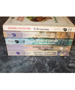 Silhouette Sondra Stanford lot of 5 contemporary romance paperback - $4.99