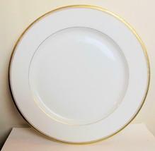 Vintage Long Champs Limoges France T & V Dinner Plate Set of 2 - $29.00