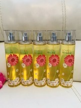 5x New Bath Body Works Love And Sunshine Fragrance  Body mist spray Full... - $69.00