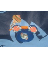 Disney Parks Aulani Resort Ear Hat Ornament Hand Painted 2020 New - $20.79