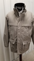 Michael Kors Weather Resistant Car Coat w/Zip-Out Lining - $99.00