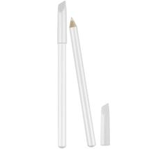 2 Pieces Nail Whitening Pencil 2-in-1 White Nail Pencil DIY Nail Art Man... - $7.23