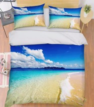 3D Pretty Sea 16 Bed Pillowcases Quilt Duvet Cover Set Single Queen King Size AU - $90.04+