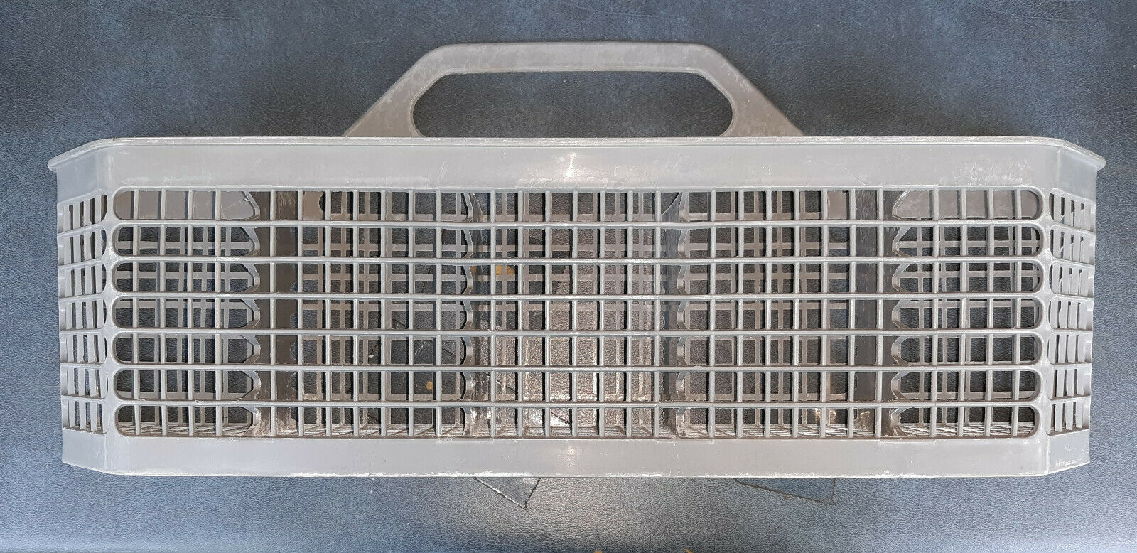 "Primary image for 20MM70 GE DISHWASHER GDWT260R10SS PARTS: UTENSIL BASKET, 19-3/4"" X 8-1/2"" X 4"""