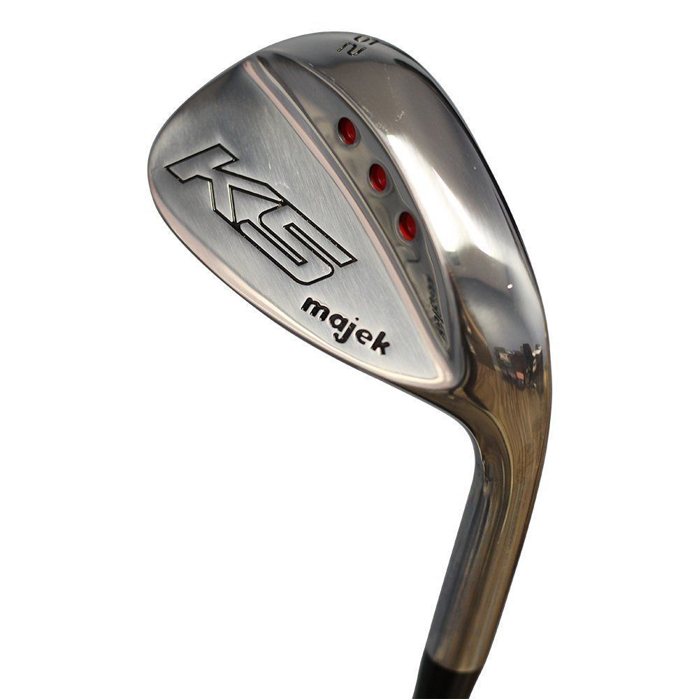 Majek Golf Senior Ladies Gap Wedge (GW) 52° Ladies Flex, Premium Arthritic Grip
