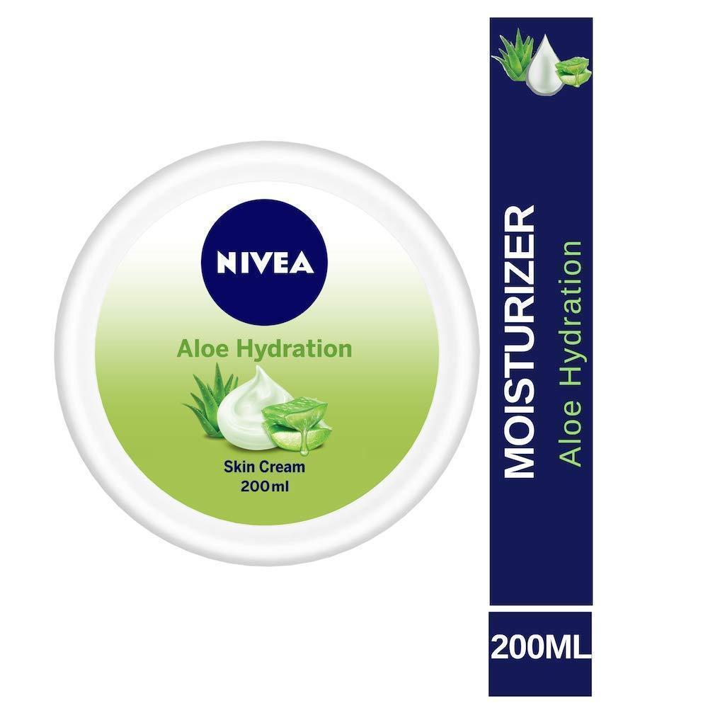 Nivea Aloe Hydration Moisturizing Crème, 100 ml original fs