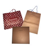 Louis Vuitton Paper Bags and Box - $59.40