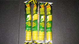Toxic Waste Goop Gum 4-4 Piece Packs Oozing with Sour Slime - $4.89