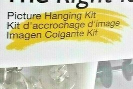 Under The Roof Decorating ''The Right Tools to Hang Stuff Kit'' 33 Pcs SEALED  image 2