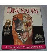 Children's Reference Book A Look inside Dinosaurs Neil Clark 1995 - $5.95