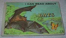 Children's Nature Book, I Can Read About Bats 1975 - $5.00
