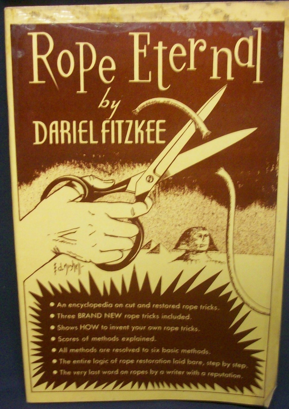 Primary image for Rope Eternal by Fitzkee Dariel