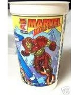 MARVEL ACTION HOUR FANTASTIC 4 IRON MAN MANDARIN 1995 CUP New - $16.44