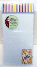 MARY ENGELBREIT LIFE IN YOUR YEARS MAGNETIC LIST PAD - $10.99