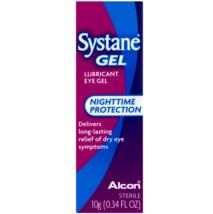 Alcon Systane Gel Lubricant Eye Gel Nighttime Protection, 0.34 fl oz - $19.54
