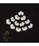 10pcs 7 petals 3D FLOWERS-acrylic flowers-3D nail art - nail charms - na... - $20.99