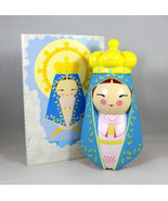 Shining Light Doll Our Lady of Charity Cobre Cuba Collectible Vinyl Stor... - $16.64