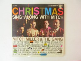 Christmas Sing-Along with Mitch Record - $9.89
