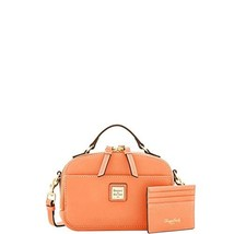 Dooney & Bourke Belvedere Ambler Crossbody & Card Sleeve Coral