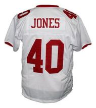 Petey Jones Remember The Titans Movie New Men Football Jersey White Any Size image 5