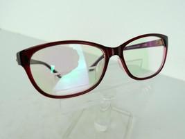 3090 (C5) Crystal Red  53 x 15 142 mm BUDGET Eyeglass Frames - $19.75