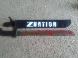Z NATION syfy hit series  Machete ( prop) zombie killer home protection - $21.97