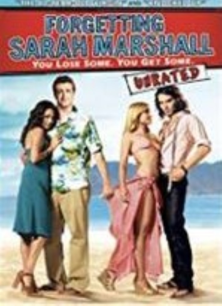 Forgettng Sarah Mardhall Dvd