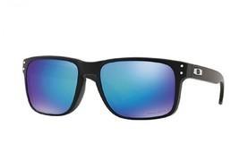 Oakley Holbrook Matte Black Sunglasses - £138.12 GBP