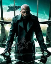 Autographed Samuel Leroy Jackson Signed Photo 8 x 10 - $17.59