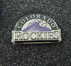 1993 MLB Colorado Rockies Inaugural Season Limited Condition Pin Set image 5