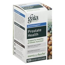 Gaia Herbs SystemSupport Prostate Health Vegetarian Liquid Phyto‑Caps 60... - $108.75