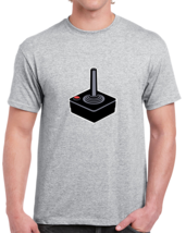 Atari Vintage Video Game Controller Gamer Retro Gaming T Shirt - $19.99